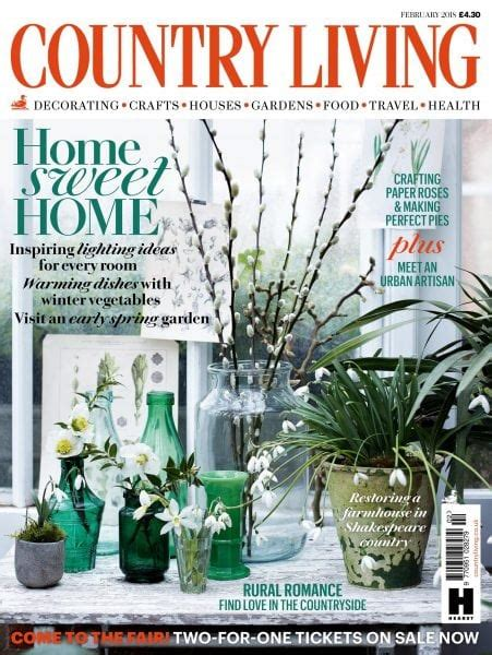 country living uk february