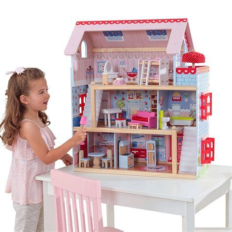 KidKraft Chelsea Doll Cottage with Furniture $51.84 (reg