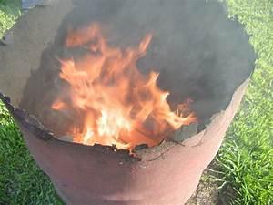 Backyard, Burning, Real