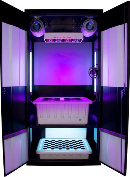 Hydro Closet by Supercloset Grow Boxes Grow Rooms Hydroponic Grow Systems