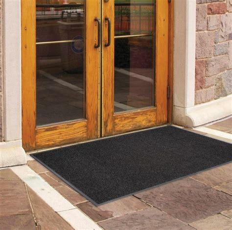 indoor entry mats 3 x 5 ft commercial black indoor outdoor entrance floor