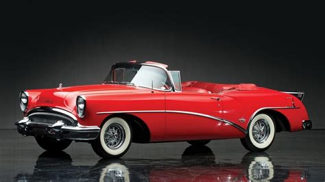 Classic Buick For Sale by 1954 Buick Skylark Convertible Classic For Sale At Rm