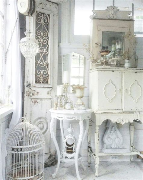 shabby chic  kitchen table  chairs home