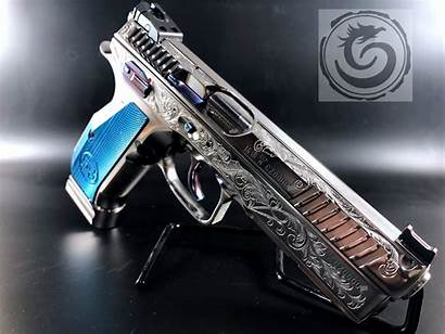 Cz Shadow Edition Limited Anniversary Engraved Firearms