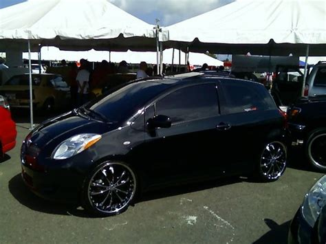 toyota yaris 2007 rims another quiquefigueroa 2007 toyota yaris post 2000142 by