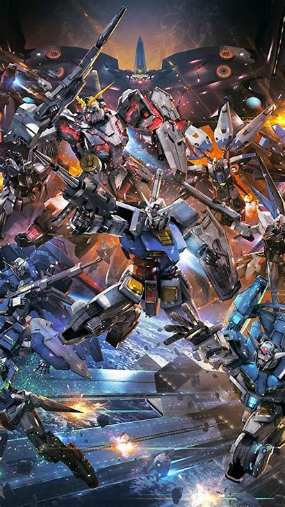 Gundam Iphone Wallpapers Resolution Phone King Android