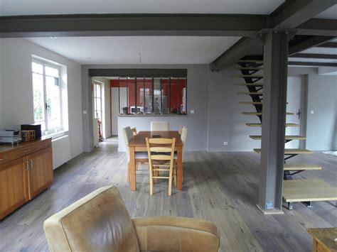 chambre avec poutre rénovation d 39 une maison de 1925 à pessac home et vous