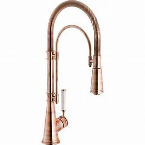 NOBILI SINGLE LEVER SINK MIXER TAP SERIES 39CHARLIE39 PULL