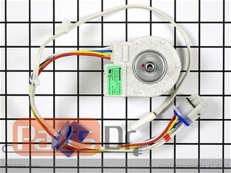 evaporator fan motor noise ge fridge howling noise fan cycles on off