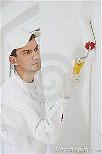 House Painter At Work Stock Images - Image: 30298434