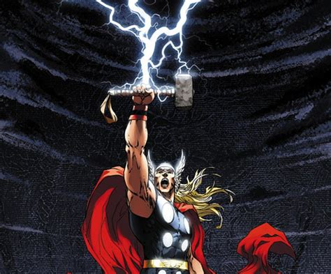 time to recalculate thor 39 s hammer may be a featherweight