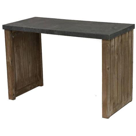 meuble cuisine bois et zinc console cuisine bois et zinc wraste com