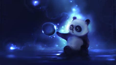 Download Free Cute Baby Panda Cartoon Wallpaper Hd