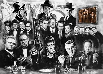Gangster Gangsters Mobsters Wallpapers Mafia Godfather Goodfellas