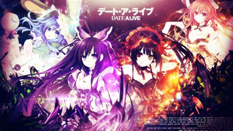 Anime Live Wallpaper - 411 date a live fonds d 233 cran hd arri 232 re plans
