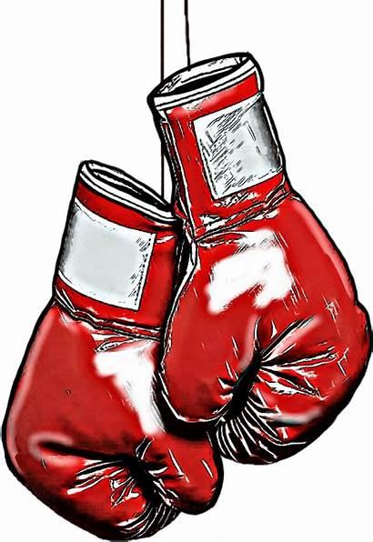 Boxing Clipart Glove Transparent Pluton Kada Mars