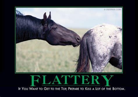 flattery despair