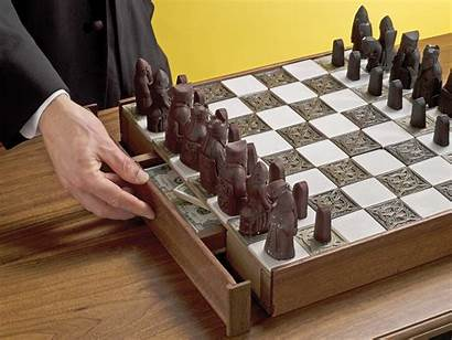 Secret Chess Hiding Places Board Compartments Cammy