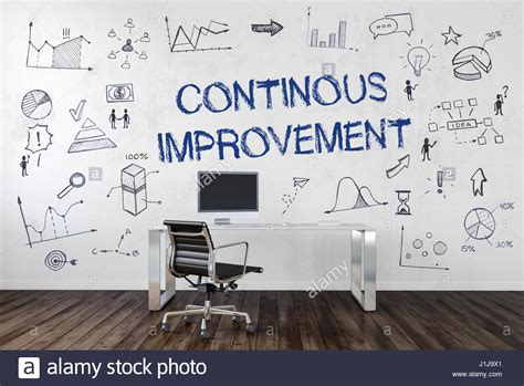 Desk Cycle by Continuous Improvement Stock Photos Amp Continuous