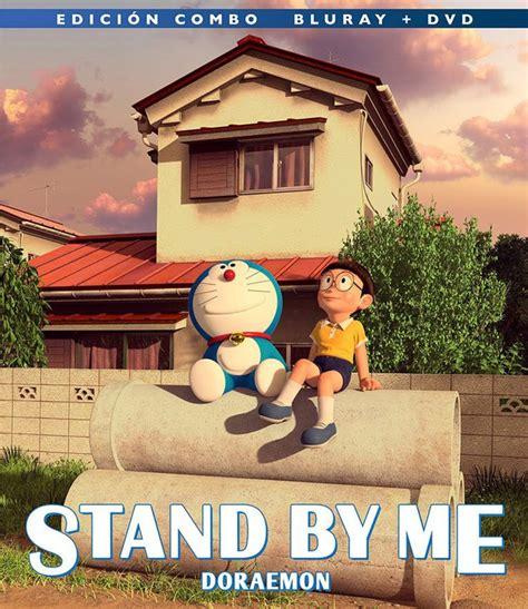 Carátulas y detalles de los Blu ray de Stand by Me Doraemon