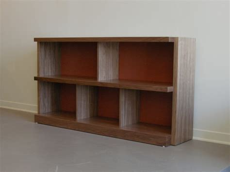 Buy Low Bookcase by 56 Low Walnut Bookcase Small Bookcase Buy Low