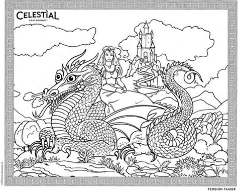 coloring fantasy images  pinterest coloring