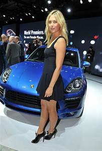 Mafia Porsche Gemballa Paris : maria sharapova porsche macan 39 world premiere los angeles auto show november 2013 ~ Medecine-chirurgie-esthetiques.com Avis de Voitures