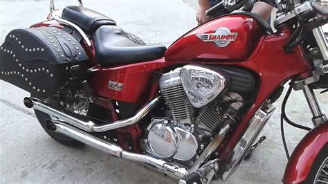 Honda Shadow Vt600 1993