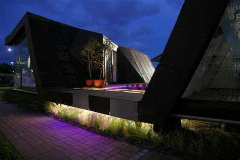 sustainable house design  display  sydney australia