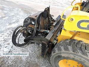 2008 Coneqtec Universal Ap600 Hd 24  U0026quot  Asphalt Planer For Skid Steer Loader