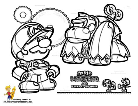 Donkey Kong Coloring Pages To Print