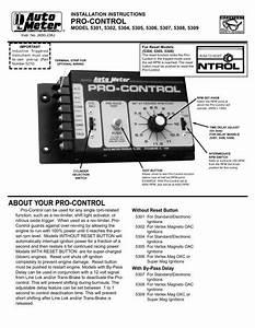 Auto Meter 5301 Ignition Interrupter Installation