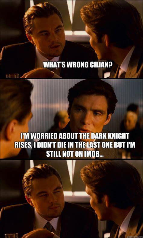 The Dark Knight Rises Meme - dark knight rises kink meme memes