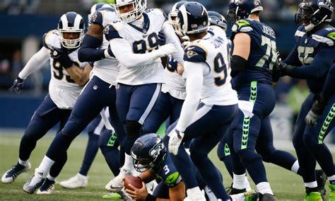 highlights  rams week  win  seahawks