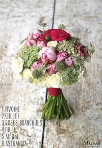 La Mariée Aux Pieds Nus : bouquet la mariee aux pieds nus pivoines roses la mariee ~ Melissatoandfro.com Idées de Décoration