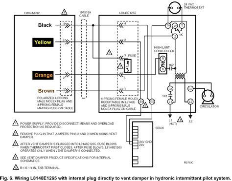 Have New Aquastat Type The Thermistor