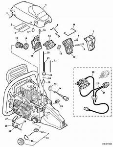 echo chainsaw parts diagram diagram auto wiring diagram With stihl fuel pump