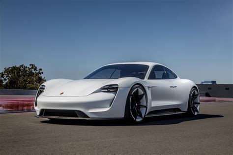 Mission E by Porsche Mission E Electric Renamed Taycan The Car Magazine