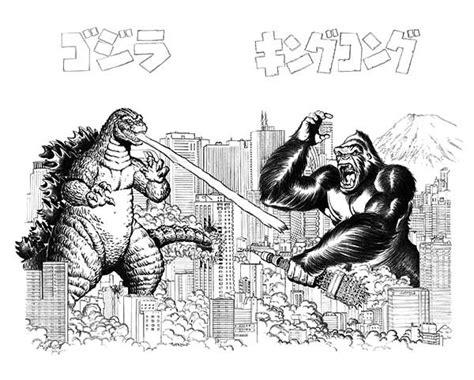 King Kong Coloring Pages - Eskayalitim
