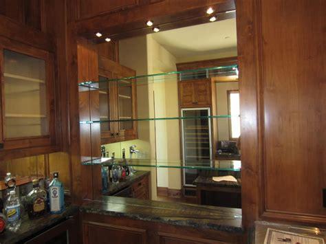 Home Bar Glass by 15 Glass Shelves For Bar Area Shelf Ideas