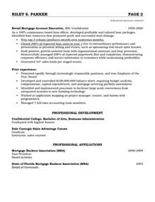 account executive resume sle free mortgage trainer cover letter corporate executive chef cover letter