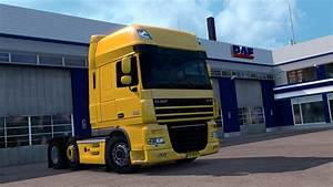Daf Xf 105 : daf xf 105 by 50k for truck euro truck simulator 2 mods ~ Kayakingforconservation.com Haus und Dekorationen