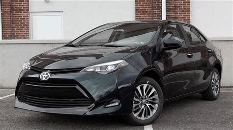 Satisfying sustenance without much excitement; 2018 Toyota Corolla: Review - YouTube