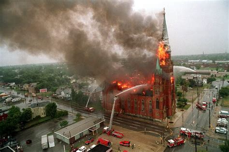 PHOTO GALLERY: St. Mary's fire | News-Sentinel.com