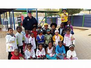 Superkids don their outfits for career day | Kempton Express