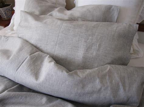 ivory duvet cover set solid gray grey linen king duvet cover with bedding