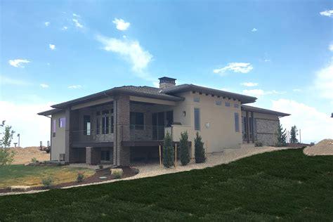 prairie house plan    bedrm  sq ft home plan