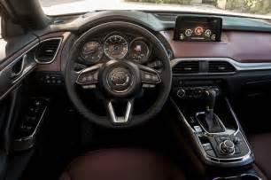 2009 hyundai elantra black 10 cool features on the 2016 mazda cx 9 motor trend
