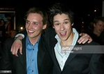 Ben Scholfield and Oliver James during New York Premiere ...