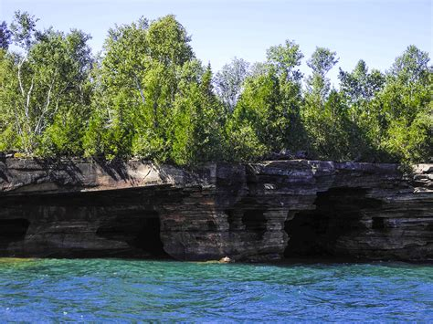 Glass Bottom Boat Tours Madeline Island by Wisconsin Explorer Apostle Islands Grand Boat Tour Bayfield